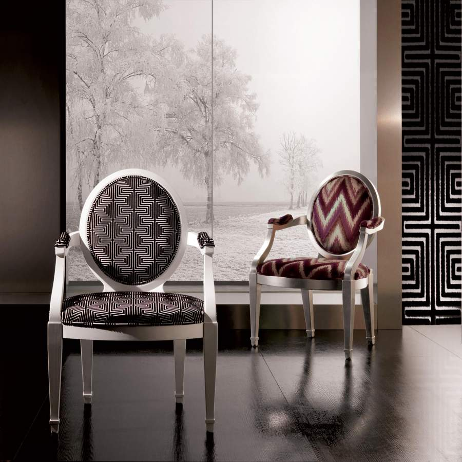 Sitting chair greta