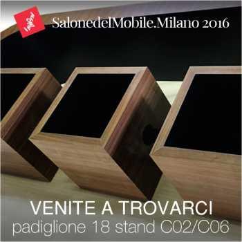Salone del Mobile di Milano 2016