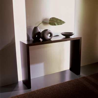 contemporary table consolle diletta front