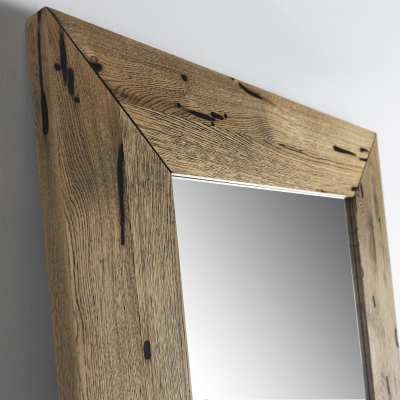 Venice's Briccole Level Mirror frame detail top