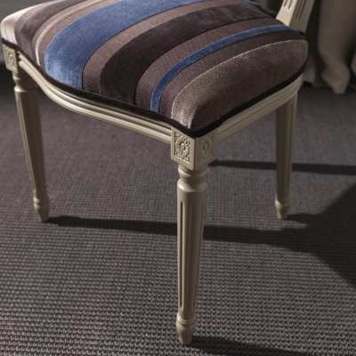 sitting chair Luigina leg and top