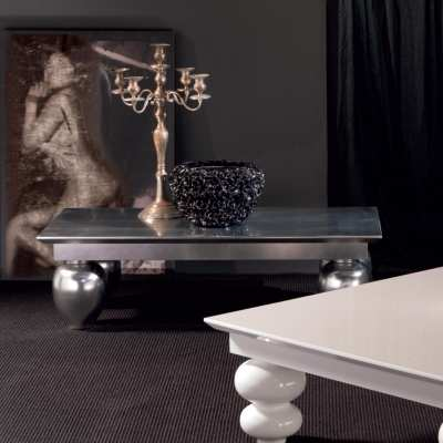 Coffee table Super Shell front