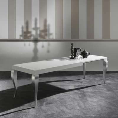 Modern Table Timoteo side extension