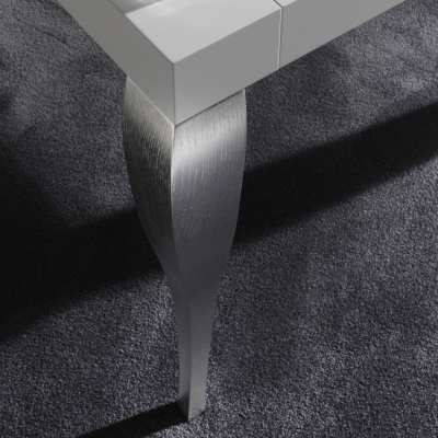 Modern Table Timoteo particular leg